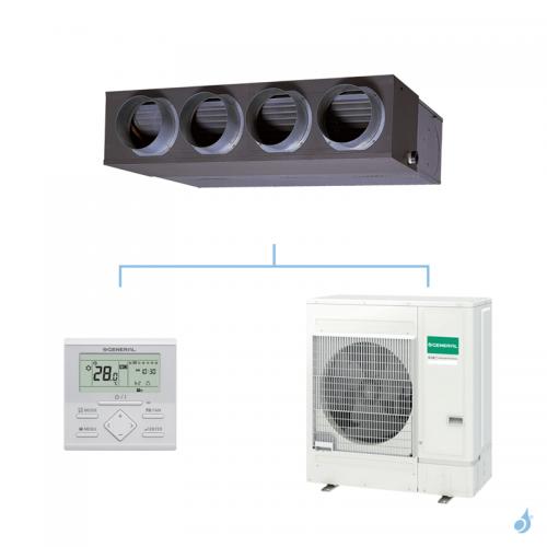 GENERAL climatisation mono split (3Ph) gainable KMLA gaz R32 Original 12,1kW ARXG45KMLA + AOHG45KQTA B