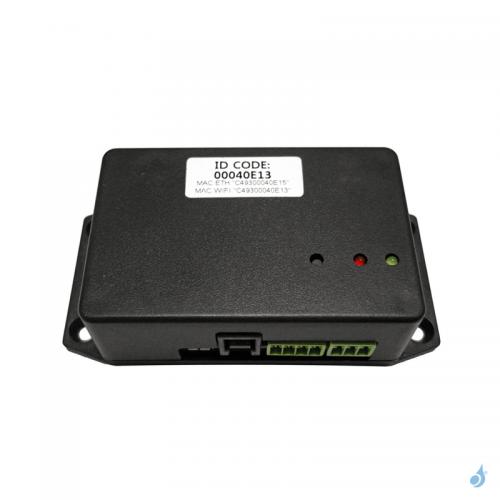EDILKAMIN Kit de connexion Wi-Fi H via AppFire