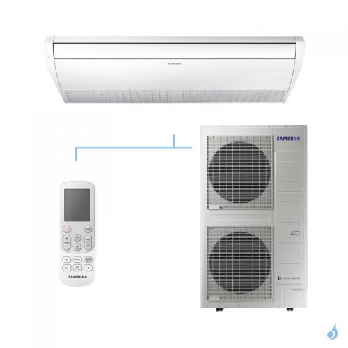 SAMSUNG Climatisation Mono Split Grand Plafonnier Monophasé Gaz R-32 AC140RNCDKG 13.4kW