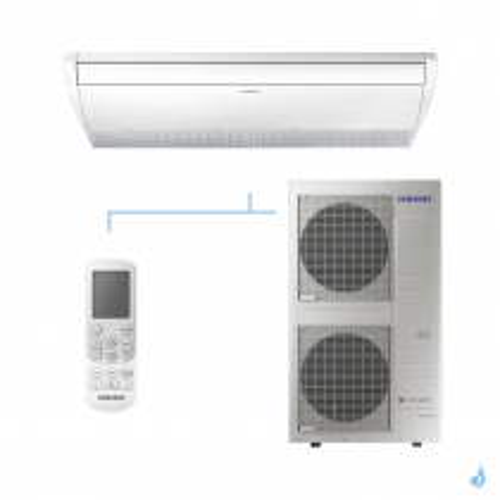 SAMSUNG Climatisation Mono Split Grand Plafonnier Triphasé Gaz R-32 AC140RNCDKG 13.4kW