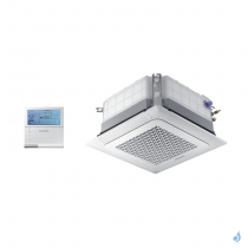 SAMSUNG Climatisation Cassette 4 voies Mini Wind-Free Gaz R-32 AJ026TNNDKG/EU 2.6 kW