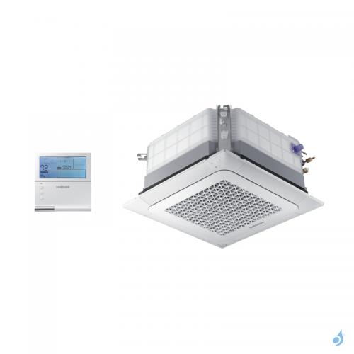 SAMSUNG Climatisation Cassette 4 voies Mini Wind-Free Gaz R-32 AJ035TNNDKG/EU 3.5 kW
