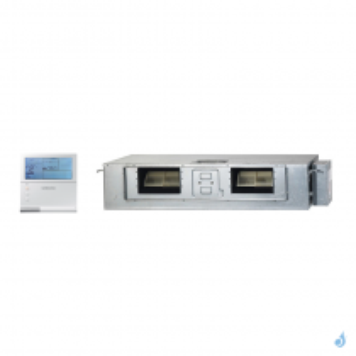 SAMSUNG Climatisation Gainable Moyenne Pression Gaz R-32 AJ052TNMDEG/EU 5.2 kW