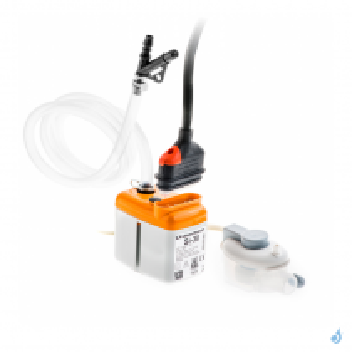 SAUERMANN Pompe de relevage bi-blocs SI-30 20 L/H à piston oscillant
