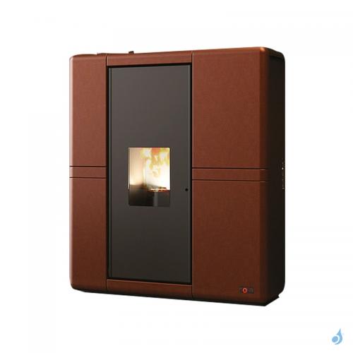 COLA Termo Lorene Poêle à granulés ventilé étanche 18kW A+