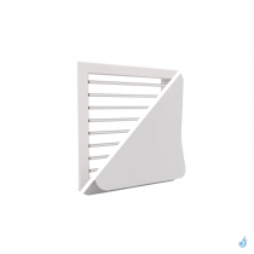 Diffuseur Shade ou Wave pour système Wind Air La Nordica Extraflame