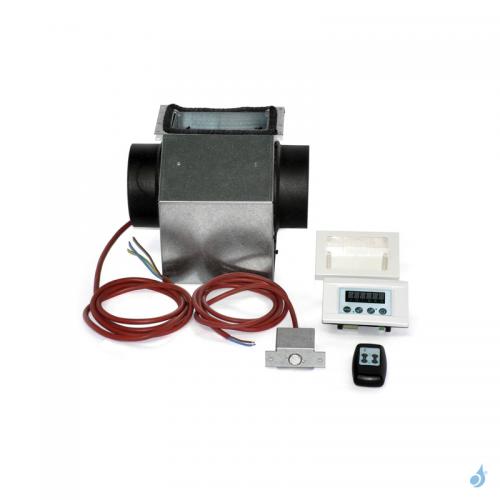 Kit de ventilation pour Inserts / Focolare La Nordica Extraflame