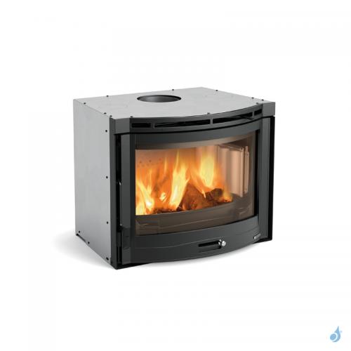 La Nordica Extraflame Inserto 70 4.0 Tondo-Ventilato Insert à bois ventilé pour cheminées 7,8kW A