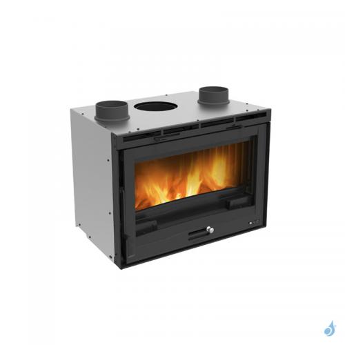 La Nordica Extraflame Inserto 70 H49 - Ventilato Insert à bois ventilé pour cheminées 9,8kW A