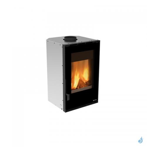 La Nordica Extraflame Inserto 50 Verticale Crystal BII - Ventilato Insert à bois ventilé 8,3kW A+