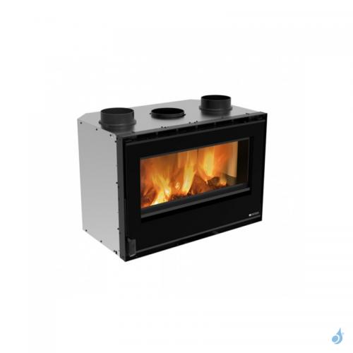 La Nordica Extraflame Inserto 80 Crystal Evo 2.0 - Ventilato Insert à bois ventilé 7,4kW A+