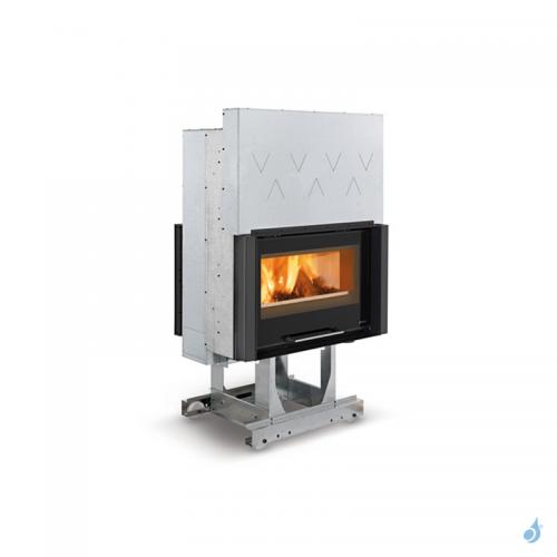 La Nordica Extraflame Focolare 80 Bifacciale Hybrid Foyer à bois double face 10,2kW A+