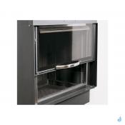 La Nordica Extraflame Monoblocco Ghisa 750 - Ironker Piano Monobloc à bois 13kW A