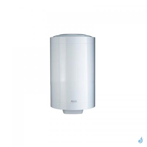 Chauffe-eau électrique Altech 100 litres vertical Ø 530 mm thermoplongeur monophasé EU