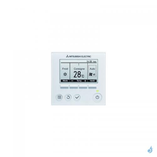 Télécommande filaire PAR33-MAA-J pour climatiseurs Mitsubishi Electric