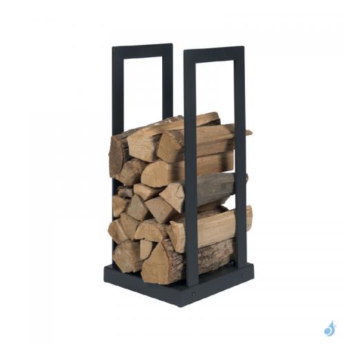 Range buches MOANA stockage bois 35 x 35 cm Ht 70 cm