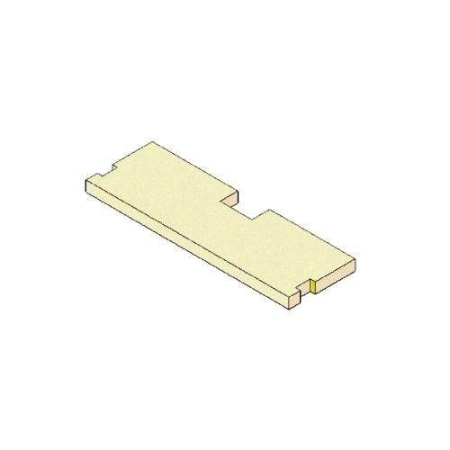 Déflecteur vermiculite MCZ gamme 2.0