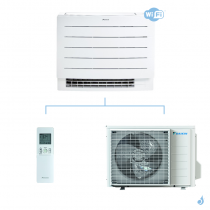 Climatisation mono split DAIKIN Console Perfera Optimised Heating FVXM-A 2.5kW taille 2.5 - FVXM25A + RXTP25N8