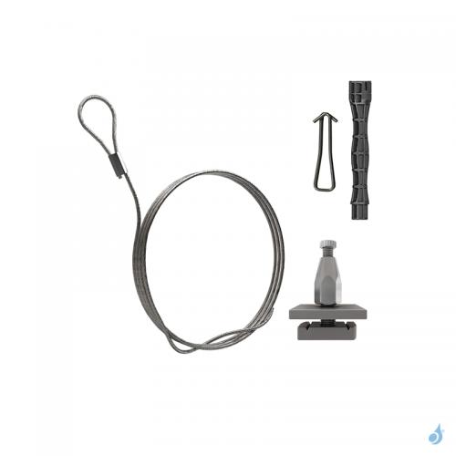 Kit complet Gripple pour suspensation de climatisation cassette