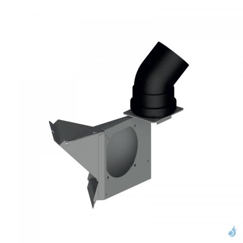 Kit conduit d'aération Cadel pour poêle à granulés Frame3
