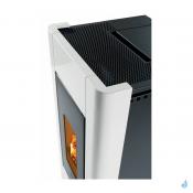 Poêle à granulés étanche CADEL Prince3 Air ventilé Puissance 11kW A+