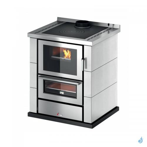 Cuisinière à bois CADEL Kook 67 4.0 avec ventilation Puissance 6.2kW A+