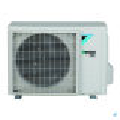 Climatisation mono split DAIKIN Emura Argent FTXJ-MS 2.3kW taille 2 - FTXJ20MS + RXJ20M