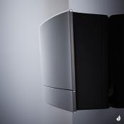 Climatisation mono split DAIKIN Emura Argent FTXJ-MS 2.4kW taille 2.5 - FTXJ25MS + RXJ25M