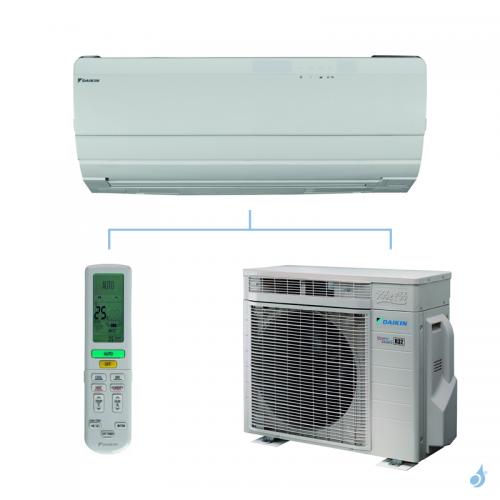 Climatisation mono split DAIKIN Ururu Sarara FTXZ-N 5kW taille 5 - FTXZ505N + RXZ50N