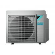 Climatisation bi-split DAIKIN Emura blanc FTXJ-MW 8.5kW taille 3.5 + 3.5 - FTXJ35MW + FTXJ35MW + 5MXM90N