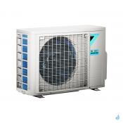 Climatisation bi-split DAIKIN Emura argent FTXJ-MS 4kW taille 2.5 + 3.5 - FTXJ25MS + FTXJ35MS + 2MXM40N
