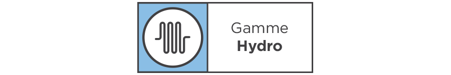 Gamme Hydro