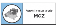 Ventilateur d'air MCZ