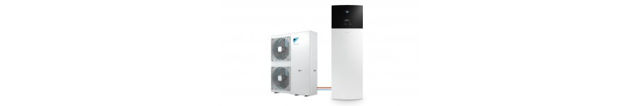 Version au sol Chauffage + ECS Version 2 Zones EHVZ-D6VG / ERGA-DV Daikin Altherma 3 Gris