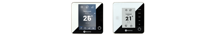 Pack thermostat Airzone Blueface + Think