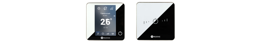 Pack thermostat Airzone Blueface + Lite