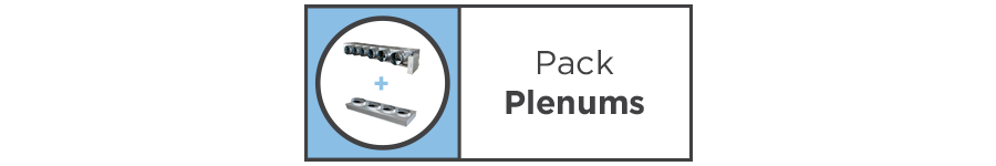 Pack Plenums